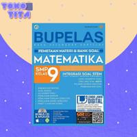 BUPELAS MATEMATIKA SMP KELAS 9 PEMETAAN MATERI & BANK SOAL