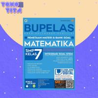BUPELAS MATEMATIKA SMP KELAS 7 PEMETAAN MATERI & BANK SOAL