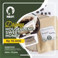 Nakopi Dripbag Kopi Houseblend Sweet Honey