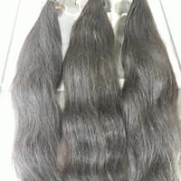 hair extension rambut 65cm asli