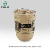 Bubuk Minuman MILK TEA 500g Powder - FOREST Bubble Drink