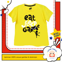 Anak Super Baju Anak Laki-laki Kaos Anak Gamer 1-10 Tahun - 1-2 Tahun