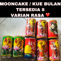 Mooncake / Kue bulan / moon cake / Tong ciu pia import malaysia