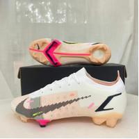 Sepatu Bola Nike Mercurial Vpr 14 Elite White Pink Blast FG