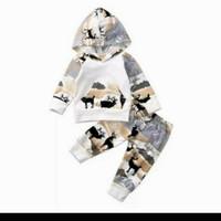 setelan baju sweater anak motif kartun usia 1-6 thn terbaru terpopuler - macan, 2