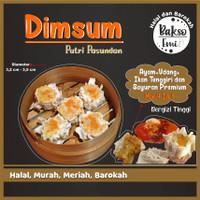 DIMSUM Mang_e (Tenggiri + ayam+ udang)