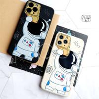 6D ASTRONAUT CASE iPhone 6 7 8 Plus X XS MAX XR 11 12 PRO MAX MINI - 6DA CREAM, iPhone 6/6s
