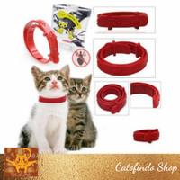 kalung anti kutu kucing anjing musang anti tick flea collar