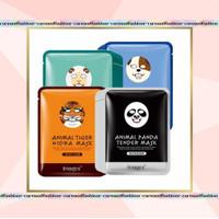 IMAGES Animal mask - Masker Animal Sheet Mask - Masker Wajah Karakter