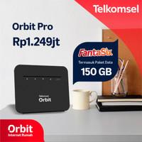 Modem Wifi 4G Router Hkm281 Orbit Pro Unlock Free 150gb