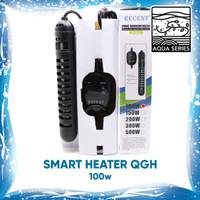 SMART HEATER HITER AQUARIUM KOLAM AA QGH 100w 150w 200w 300w 500w
