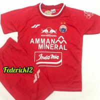 Bisa COD/Stelan baju bola anak termurah,Persija/Persib/Jersey terbaru - persija, 4
