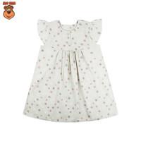 MacBear Baju Anak Perempuan Dress Flower Collection Yumiko