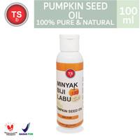 Pumpkin Seed Oil Minyak Biji Labu TSb 100ml 100% Murni - Carrier Oil