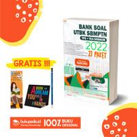 BANK SOAL UTBK - SBMPTN SOSHUM 2022 - INTI CENDEKIA- BONUS PENSIL 2B