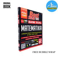 BUKU PELAJARAN SMP - BEST SCORE 100 BANK SOAL MATEMATIKA SMP/MTS 7-8-9