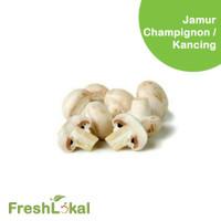 Jamur Kancing / Champignon - 100 gr| Sayur Segar