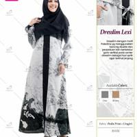 Rabbani Dresslim Lexy Gamis Baju Muslim Wanita Dewasa