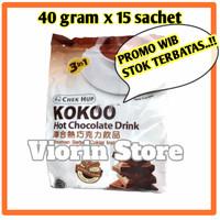Chek Hup KOKOO / Chek Hup Kokoo Hot Chocolate Drink / Chek Hup