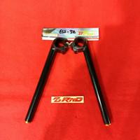 Stang Jepit B-Pro 31/10 Derajat For CBR 150 - Hitam