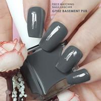 Holika Holika [BUNDLING] 2pcs Piece Matching Nails Lacquer