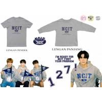 Baju Kaos KPOP NCT 127 nct127 NCIT Misty