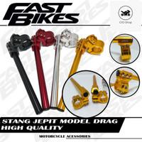 Stang Jepit Model NUI Motor Ninja R RR , Vixion, Satria FU , GSX
