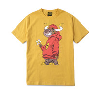 Drew House Ox T-Shirt Yellow