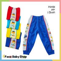 Z09 Celana Panjang Balita Bayi Cowok Cewek Laki Perempuan Motif Warna