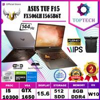 ASUS TUF GAMING F15 FX506LH - i5 10300 8GB 512ssd GTX1650 4GB W10