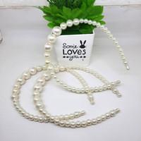 Bando korea mutiara pearl headband korean hairband