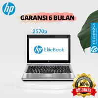LAPTOP HP 2570p Ci7 GEN2 4GB/320GB HDD SECOND MURAH BERGARANSI