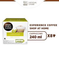 Cappuccino 1 box (16 kapsul = 8 gelas)
