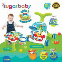 10in1 Sugar Baby meja walker mainan edukasi bayi depok