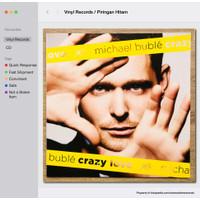 Michael Buble - Crazy Love [Vinyl LP]