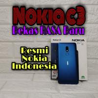 Nokia C3 android Bekas