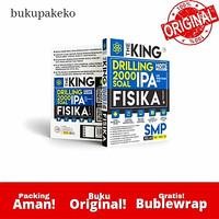 BUKU SOAL SMP : THE KING DRILLING 2000 SOAL IPA FISIKA
