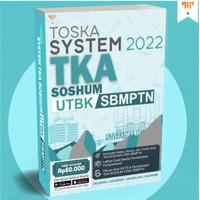 Bebas Toska System Buku UTBK SBMPTN TKA Soshum 2022