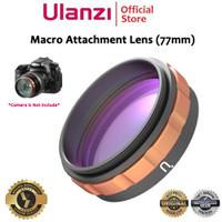 Ulanzi Macro Attachment Lens for Lensa Camera 77mm