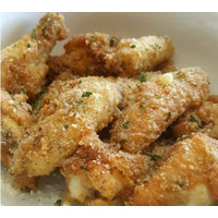 Garlic Parmesan Chicken Wings (M)