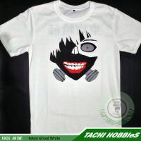 Kaos Anime T-Shirt Tokyo Ghoul