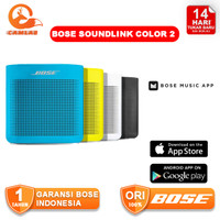 Bose Soundlink Color 2 II Bluetooth Speaker Original