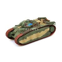"Miniatur tank panser Char B1 bis 337 "" EURE "" Easy Model 9 cm 1:72"