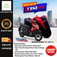 Cover Motor Sarung Motor Aerox Pcx Nmax Lexi Vario Beat Vespa.