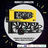 CORSAIR iCUE H150i RGB PRO XT 360mm LIQUID CPU COOLER