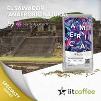 Arabica Green Beans - El Salvador Anaerobic Natural - 1Kg