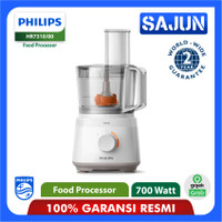 Philips HR7310/00 Food Processor Chopper 2 Liter HR-7310 - PUTIH