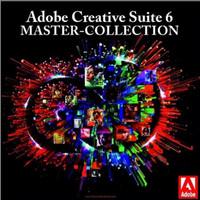 Adobe Master Collection CS 6 Original Lifetime