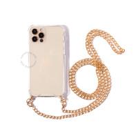 (Seri 1) For iPhone - Anti Crack Lanyard Rantai Case/ Sling Case Tali