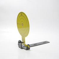 FMA Metal Folding Flip Shooting Target B style for IPSC Shooter